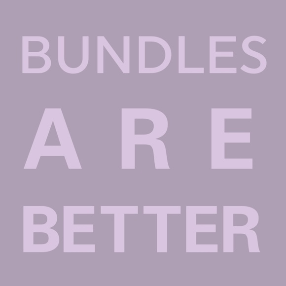 Other - Make a bundle and I'll send you a private offer!